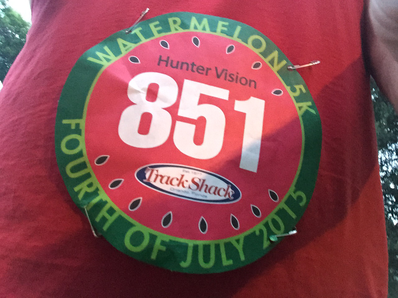 Watermelon 5K – Independence Day